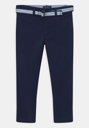 Chino kalhoty - newport navy