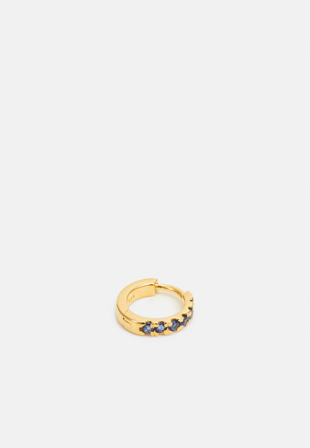 HOOP EARRING - Oorbellen - gold-coloured