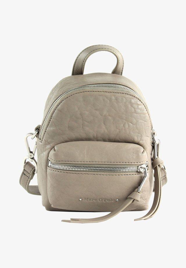 Across body bag - stone grey
