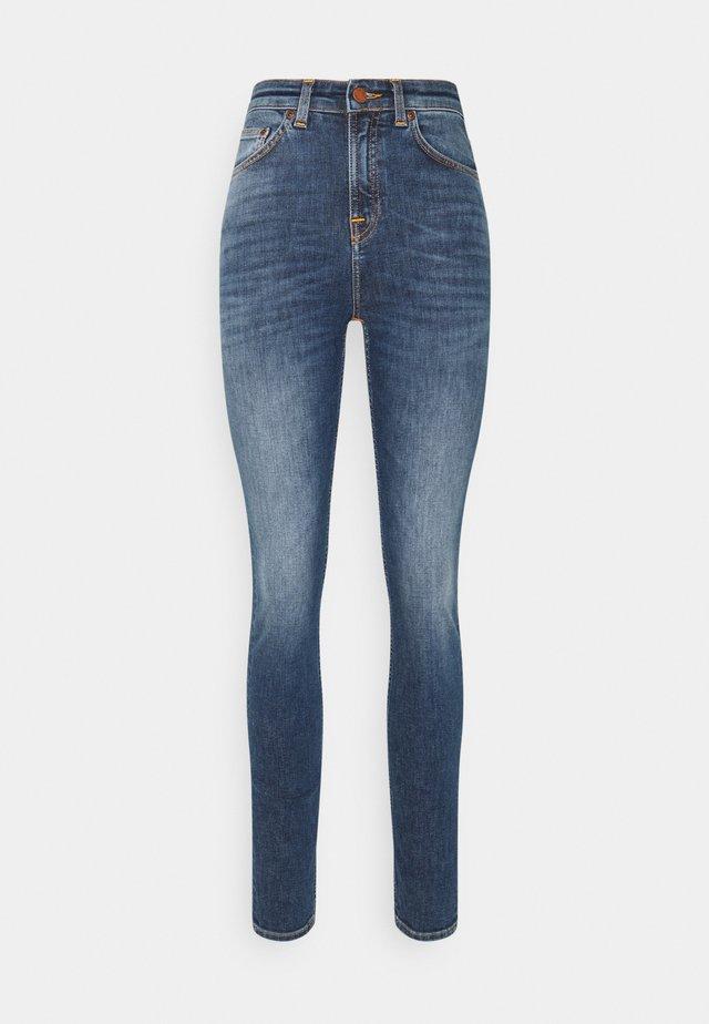HIGHTOP TILDE - Skinny džíny - blue autumn