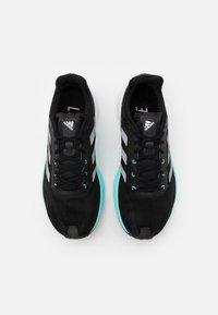 adidas Performance - SL 20.2  - Neutrální běžecké boty - core black/silver metallic/clear aqua - 3