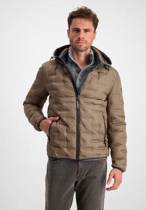 OMEGA - Down jacket - mittelbraun
