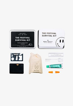 FESTIVAL SURVIVAL KIT - Skincare set - -