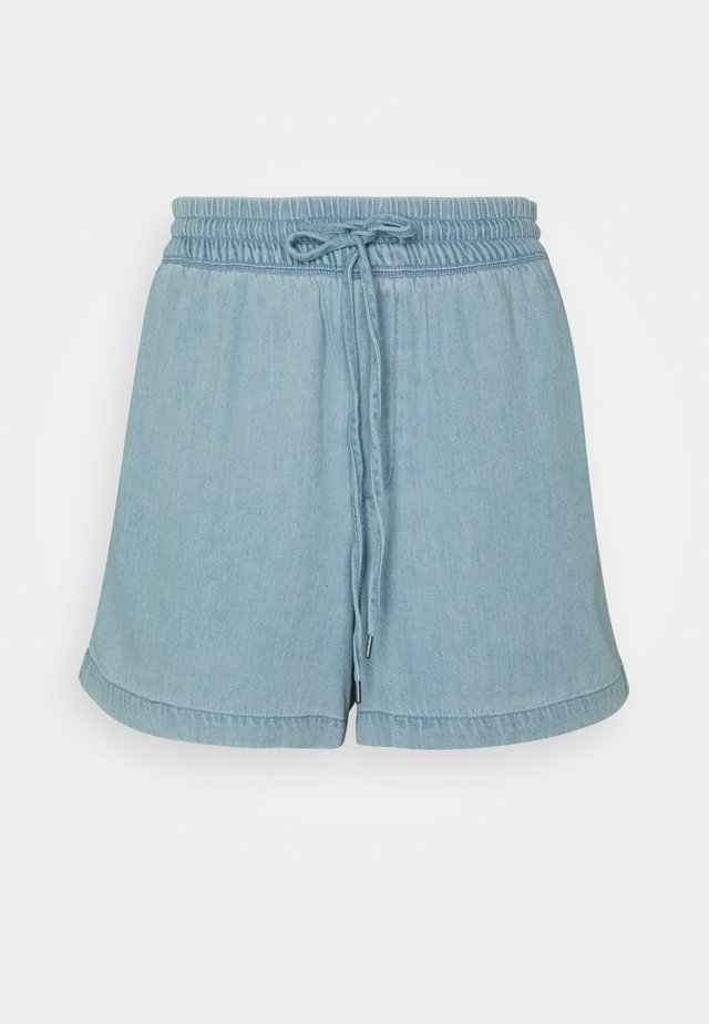 PULL ON SHORT - Shorts - light bleached