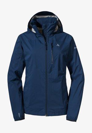 SCHÖFFEL JACKEN JACKET NEUFUNDLAND4 - Waterproof jacket - blue