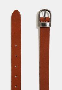 Esprit - Belt business - rust brown - 1