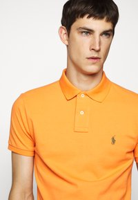 Polo Ralph Lauren - SLIM FIT MODEL - Polo shirt - southern orange - 3