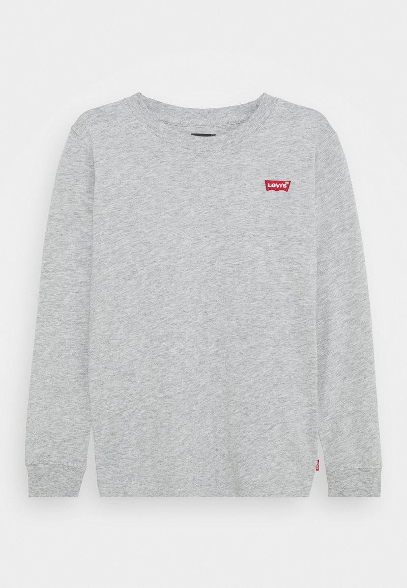 Levi's® - BATWING CHESTHIT TEE UNISEX - Maglietta a manica lunga - grey