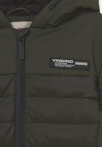 Vingino - TEVISI SET - Winter jacket - proud army - 2