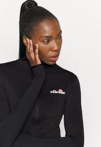 Ellesse - FORVISO - Training jacket - black - 4
