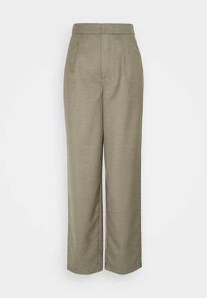 LEEJA PANTS  - Pantaloni - brindle