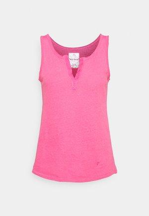 TROY TANK  - Top - fandango pink