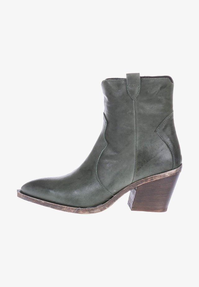 Korte laarzen - grün