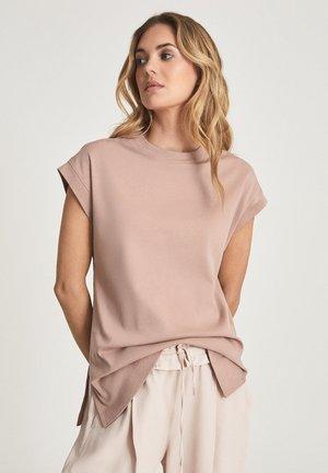 EDDIE - T-shirt basic - pink
