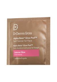 Dr Dennis Gross - ALPHA BETA® GLOW PAD INTENSE FOR FACE 20 PACK - Self tan - neutral - 1
