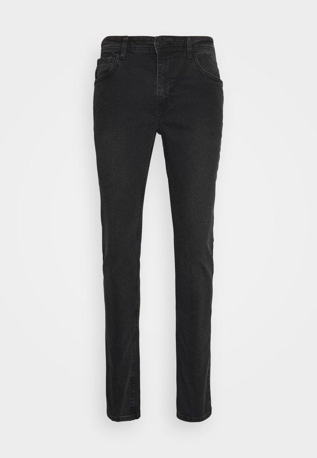 SUPER - Skinny džíny - jet black