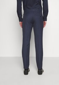 Limehaus - CHECK SUIT - Oblek - navy - 5