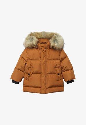 LOREN - Winter coat - karamel