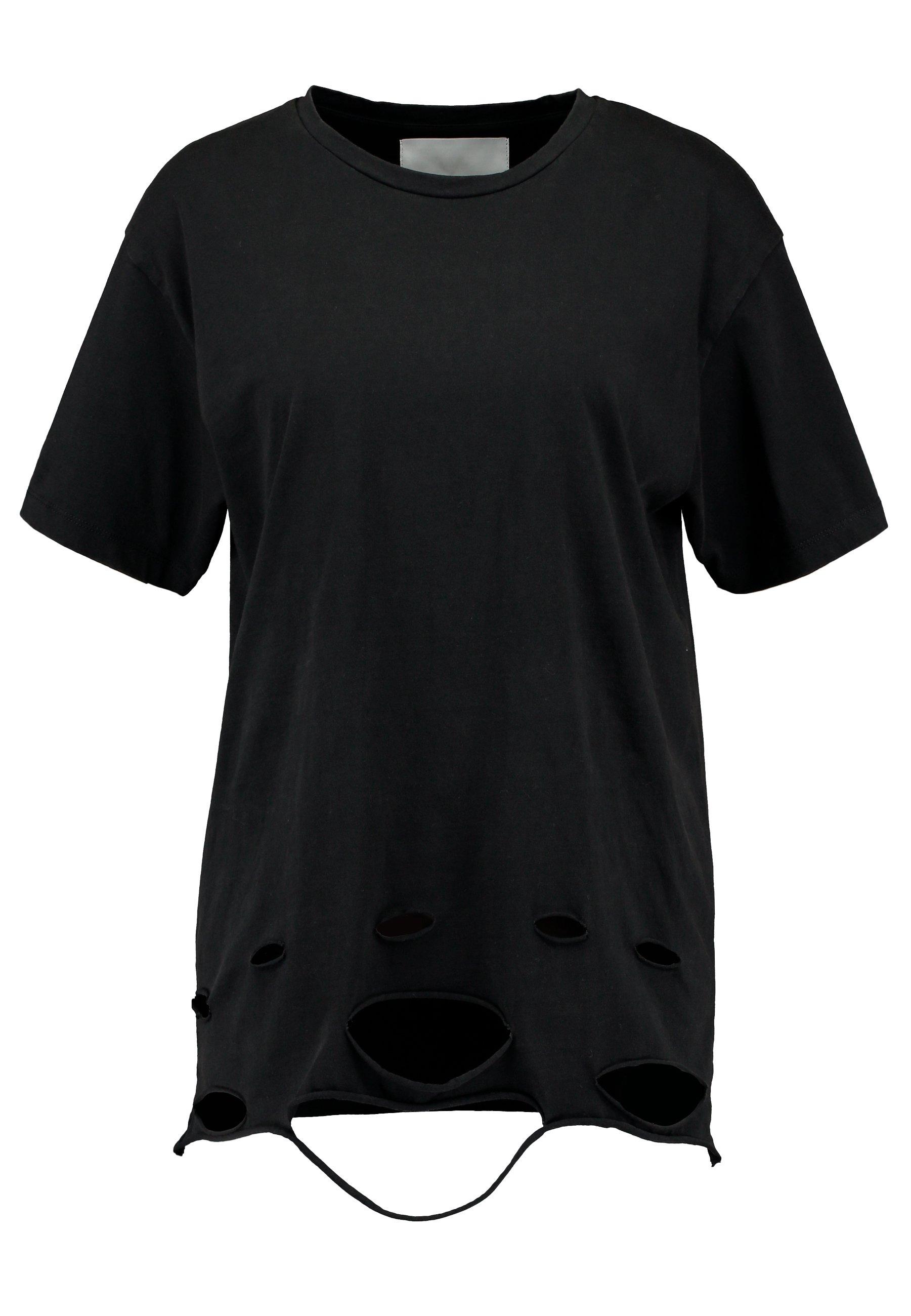 Nghtbrd Player Tee - T-shirts Med Print Vintage Black/svart
