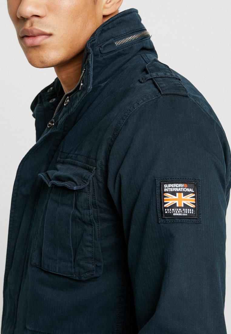 Men CLASSIC ROOKIE MILITARY JACKET - Summer jacket