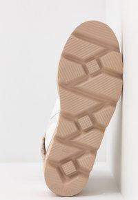 Gabor - Wedge Ankle Boots - weiß/beige - 6