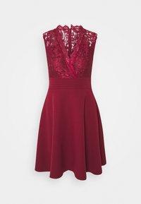 Trendyol - Cocktail dress / Party dress - burgundy - 0
