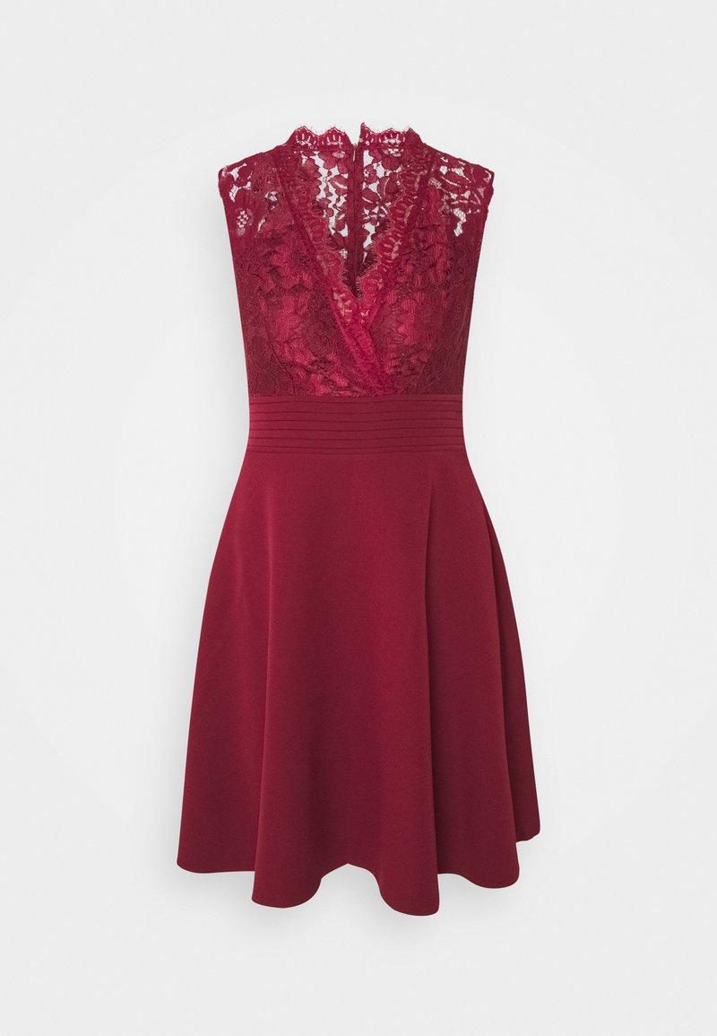 Trendyol - Cocktail dress / Party dress - burgundy