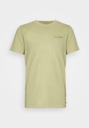 CASUAL TEE - Basic T-shirt - sand