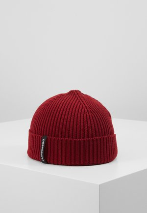 JUAN BEANIE - Mütze - chilli red