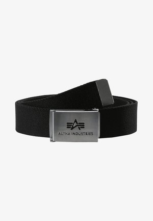 BIG A BELT - Skärp - black