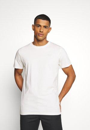 ALBERT UNISEX - Print T-shirt - oyster