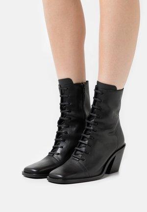 DEDANI - Snørestøvletter - noir