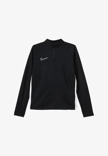 DRY ACADEMY DRIL - Camiseta de deporte - black/white