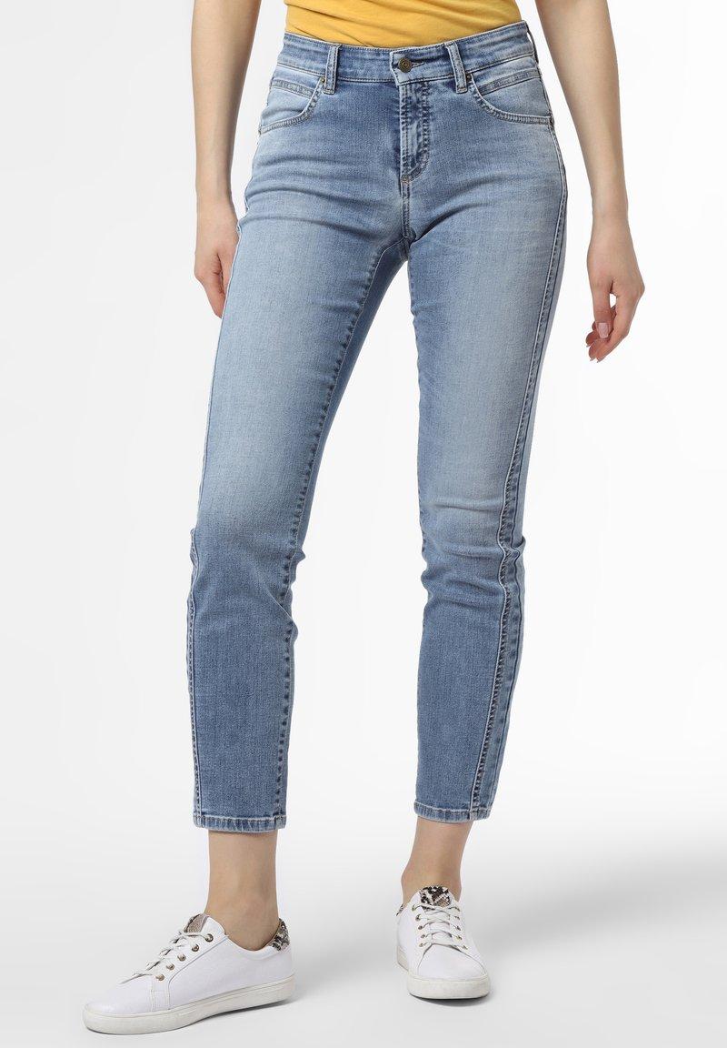 Cambio - Slim fit jeans - light stone