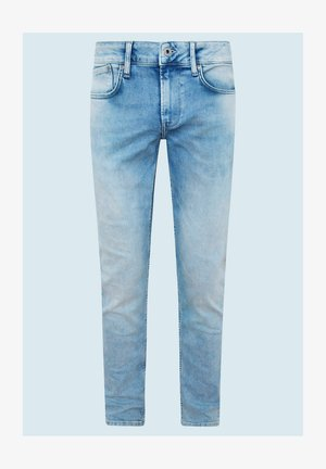 HATCH PKT - Slim fit jeans - denim