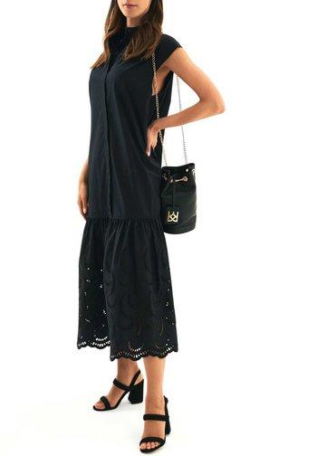 IRIE - - Sandály na vysokém podpatku - black