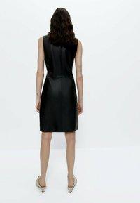 Uterqüe - Shift dress - black - 2