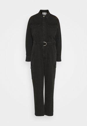 SOFY - Tuta jumpsuit - washed black