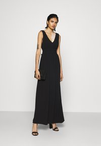 Vila - VIMILINA LONG DRESS - Occasion wear - black - 1