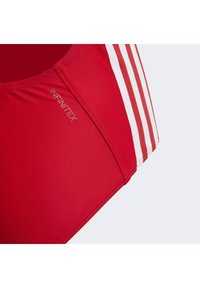 adidas Performance - ATHLY V -STRIPES SWIMSUIT - Swimsuit - red - 2