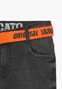Staccato - Slim fit jeans - black denim - 2