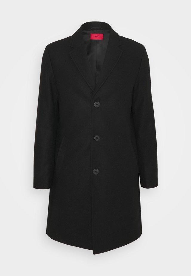 MALTE - Zimní kabát - black