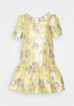 YASJAPANA DRESS - Day dress - yellow