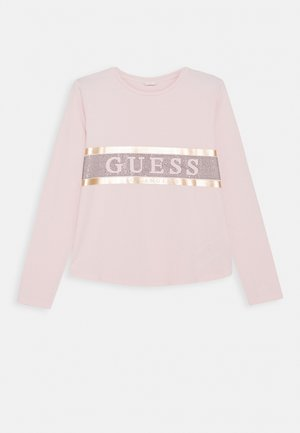 JUNIOR HIGH LOW - Long sleeved top - pink sky