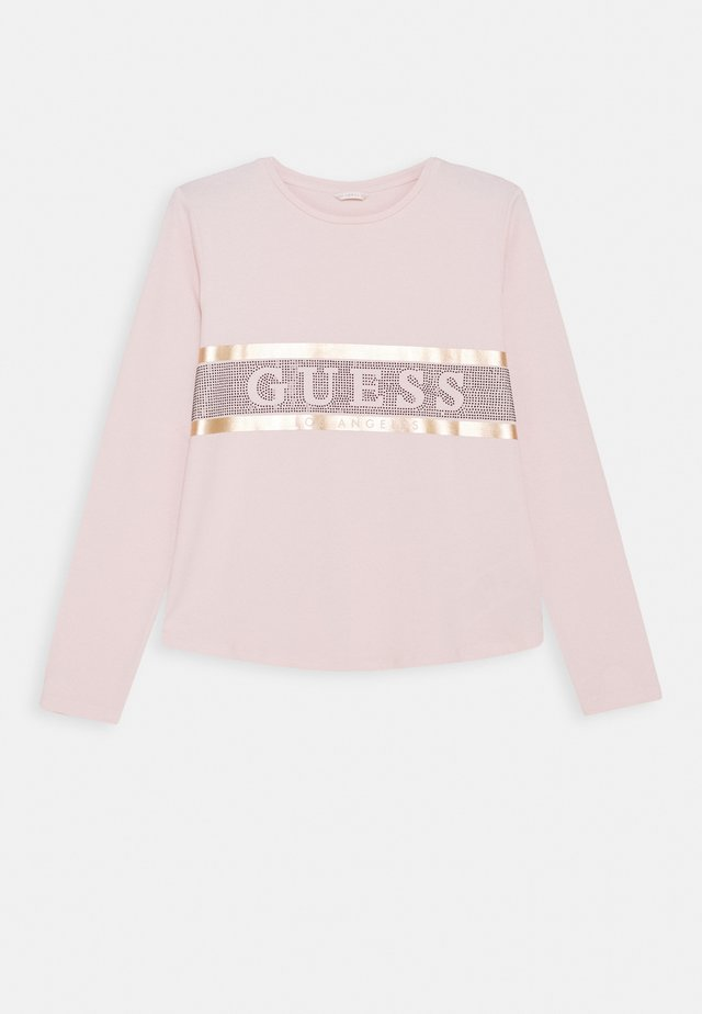 JUNIOR HIGH LOW - T-shirt à manches longues - pink sky
