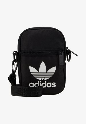 FEST BAG TREF UNISEX - Schoudertas - black