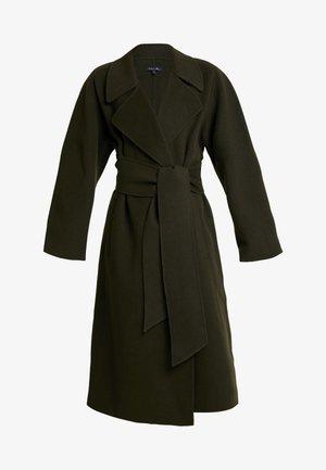 HARVARD - Classic coat - kaki