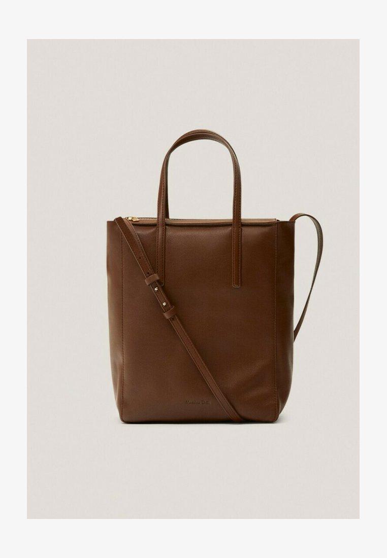 Massimo Dutti - Handbag - brown