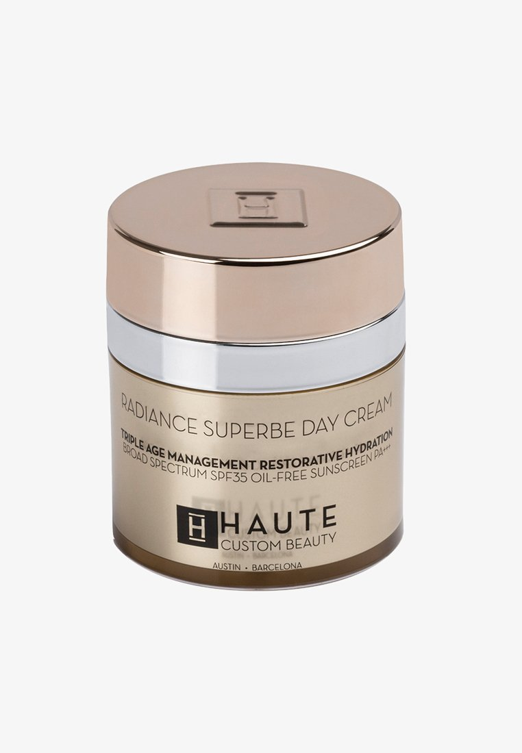 Haute Custom Beauty - RADIANCE SUPERBE SUPREME DAY CREAM 50ML - Tinted moisturiser - neutral tan