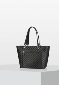 Guess - KAMRYN  - Tote bag - black - 1